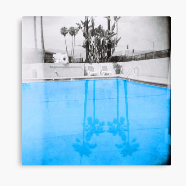 Pool x Pool Canvas Print