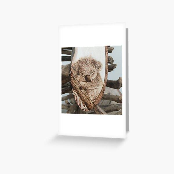 Baby koala  Greeting Card
