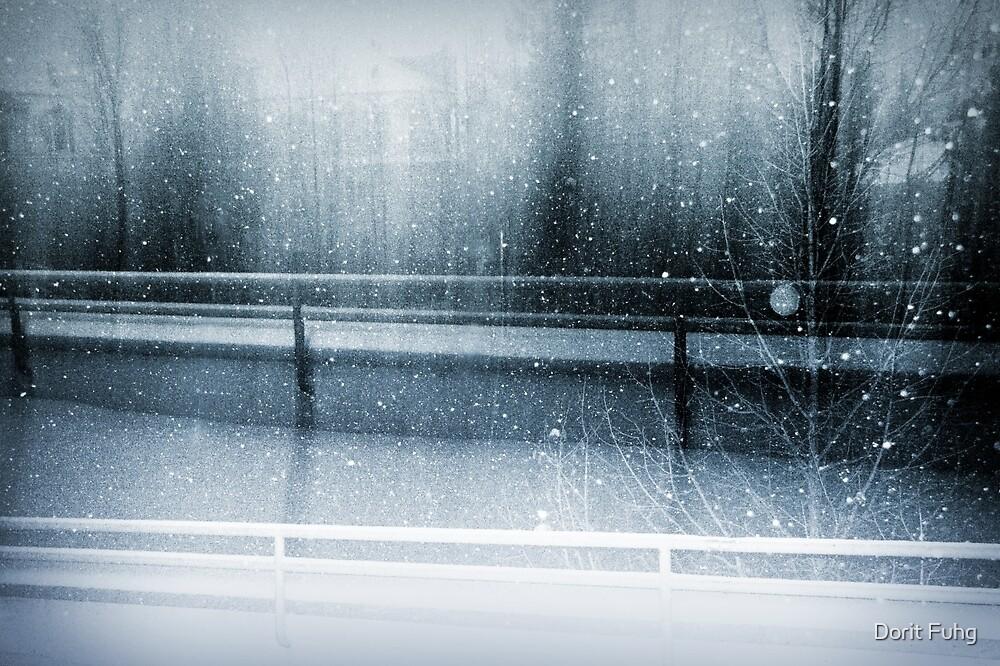 inevitable stillness by Dorit Fuhg