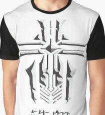 Iron Blood Graphic T-Shirt