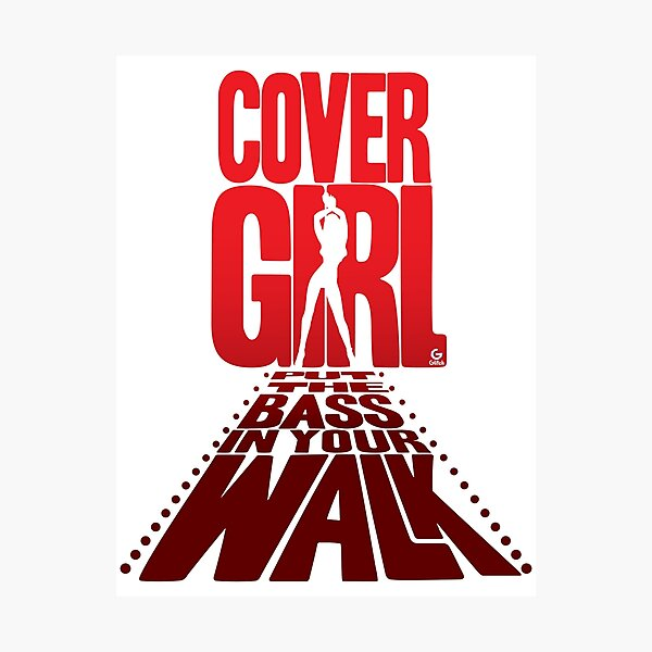 Cover Girl Photographic Print