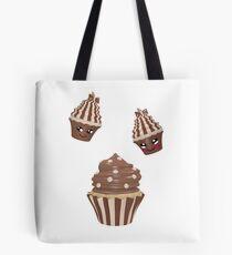 Schokoladen Cupcake Tasche