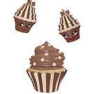 Schokoladen Cupcake von Stefanie Keller