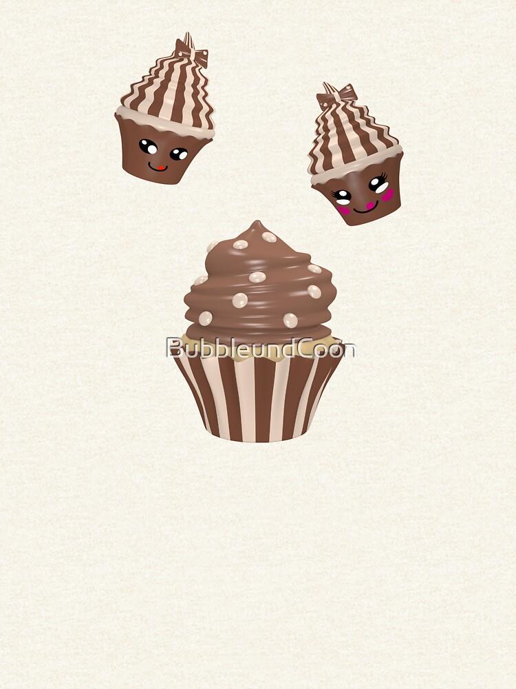 Schokoladen Cupcake von BubbleundCoon