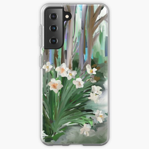 Narcissus in the Forest Samsung Galaxy Soft Case