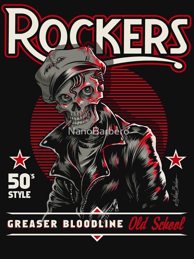 Rockers BloodLine by NanoBarbero