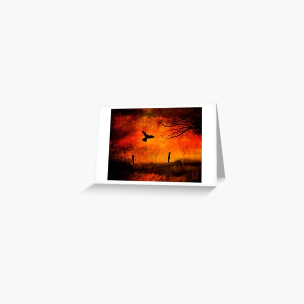 Wings Of Fire Greeting Card