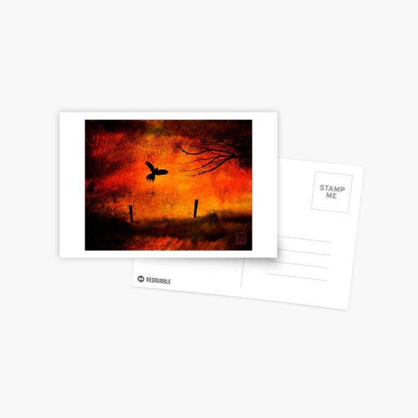 Wings Of Fire Postcard