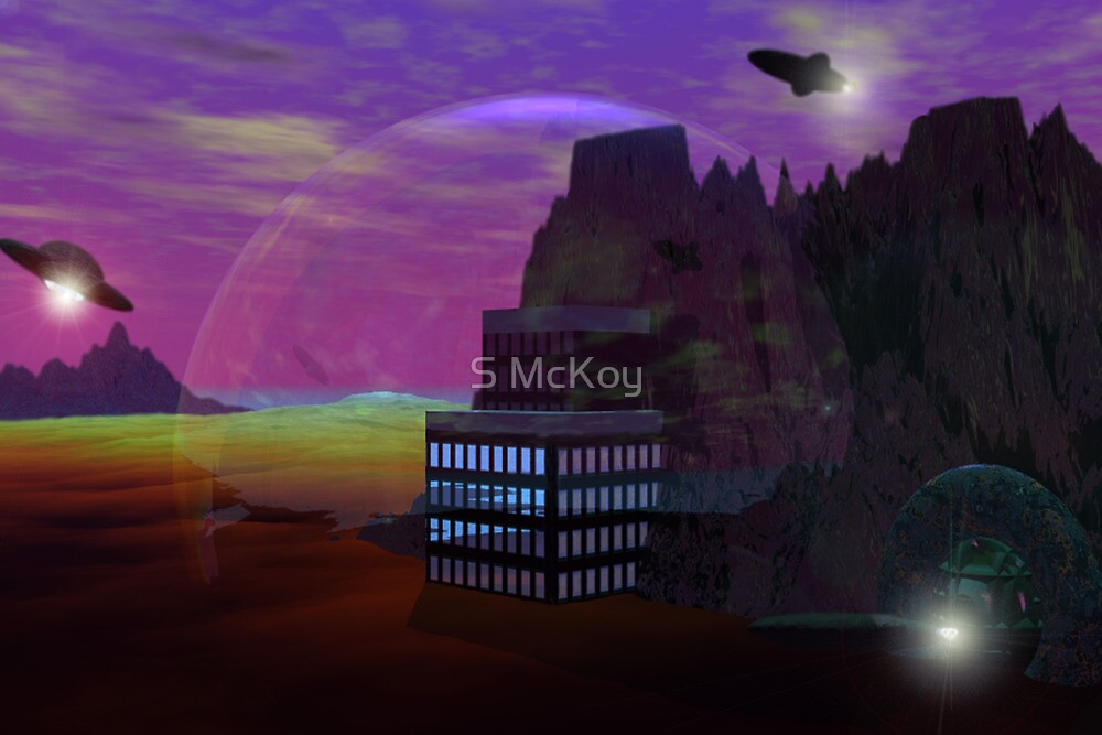 Planet Bell by S McKoy