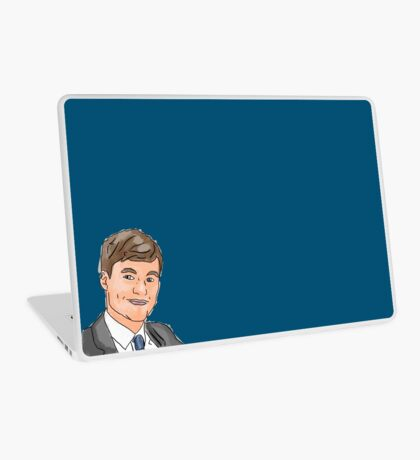 Gavin Teasdale Illustration Laptop Skin