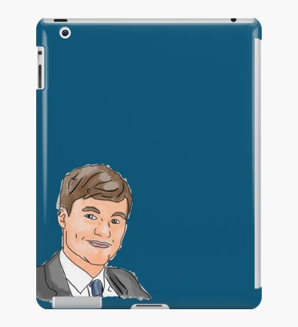 Gavin Teasdale Illustration iPad Case/Skin