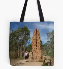The house the ants built Tote Bag