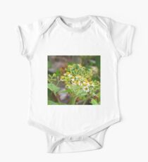 Guatemalan Wild Flowers One Piece - Short Sleeve
