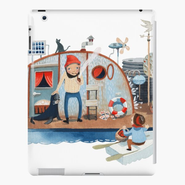 Captain Bernaidle iPad Snap Case
