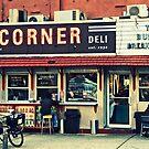 Corner Deli, NYC by Alastair McKay