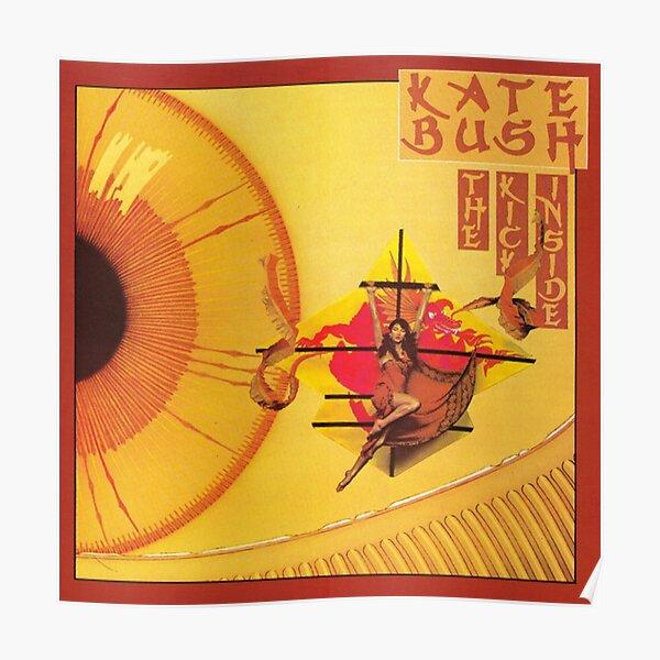 Kate Bush - The Kick Inside Poster