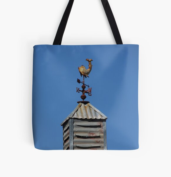 Send in the Clouds - Magpie Springs - Adelaide Hills Wine Region - South Australia All Over Print Tote Bag