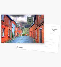 The Church - Farnham  Postcards