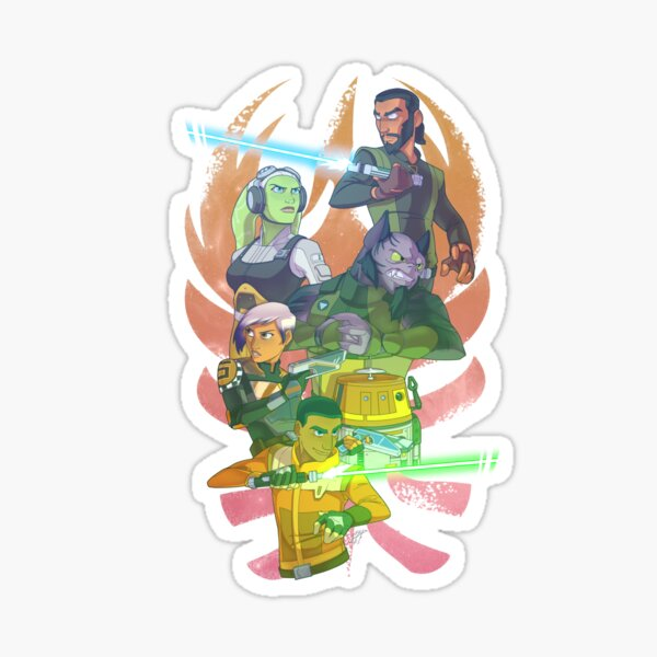 The One's Who Will Fight Sticker