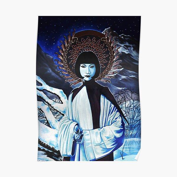 White Tara by Stuart Littlejohn Poster