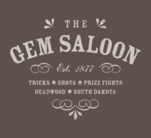 The Gem Saloon, Deadwood
