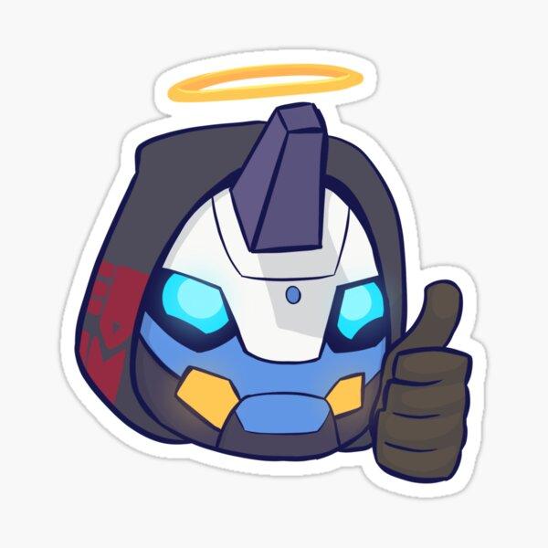 Cayde-6 Thumbs up Sticker