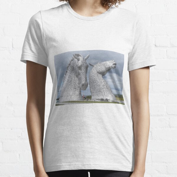 The Kelpies gifts , Helix Park, Scotland Essential T-Shirt