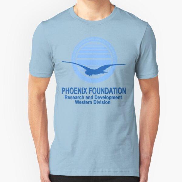 Phoenix Foundation Slim Fit T-Shirt