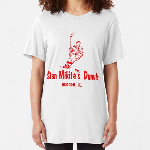 Stan Mikita Donuts Slim Fit T-Shirt