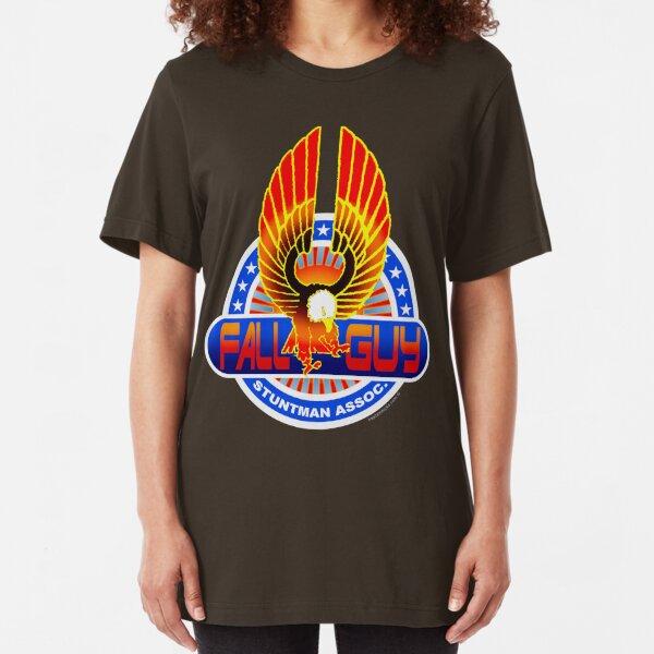 Fall Guy Stuntman Association Slim Fit T-Shirt