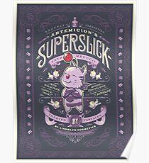 Superslick Poster