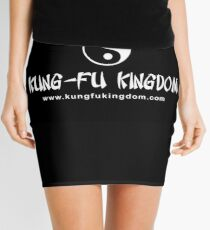 Kung-Fu Kingdom Mini Skirt