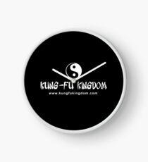 Kung-Fu Kingdom Clock