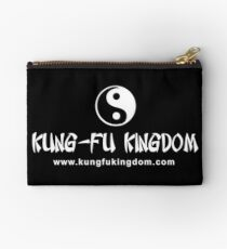 Kung-Fu Kingdom Zipper Pouch