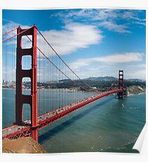 city bridge in America Poster