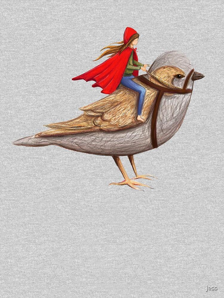 Sparrow Rider | Women's T-Shirt