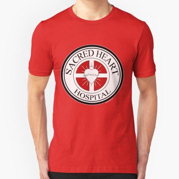 Sacred Heart Hospital Slim Fit T-Shirt