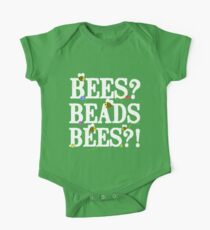 BEES? Beads. BEES?! One Piece - Short Sleeve
