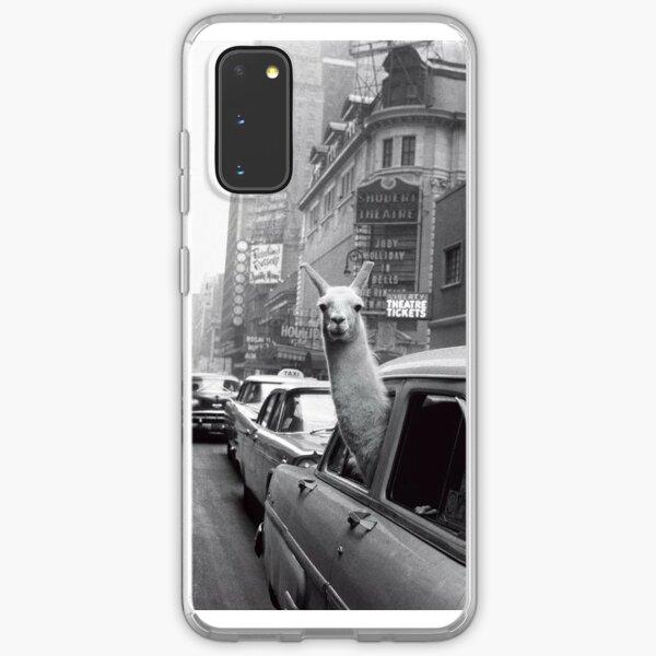 New York Llama Samsung Galaxy Soft Case