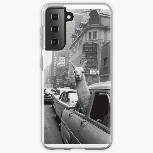 New York Llama Samsung Galaxy Soft Case