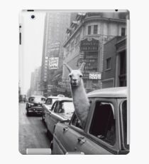 New York Llama iPad Case/Skin