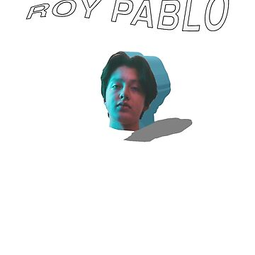 roy pablo by connybayers