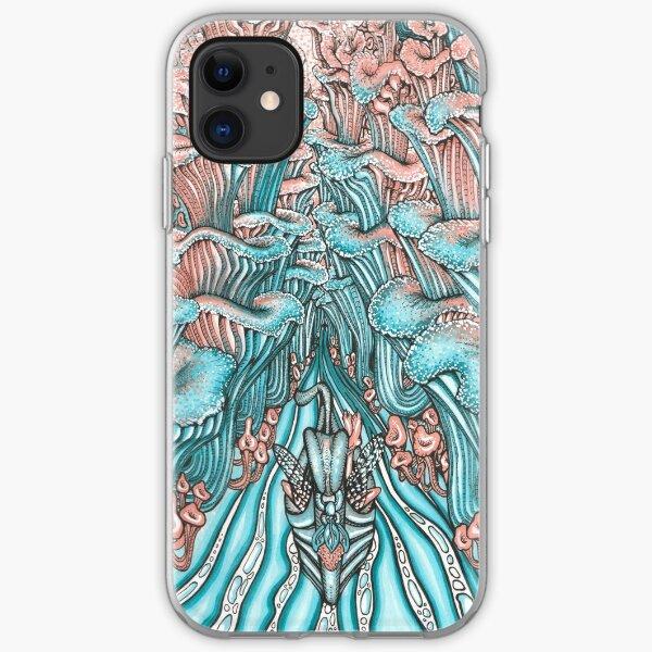 Strawberry Fungus iPhone Soft Case