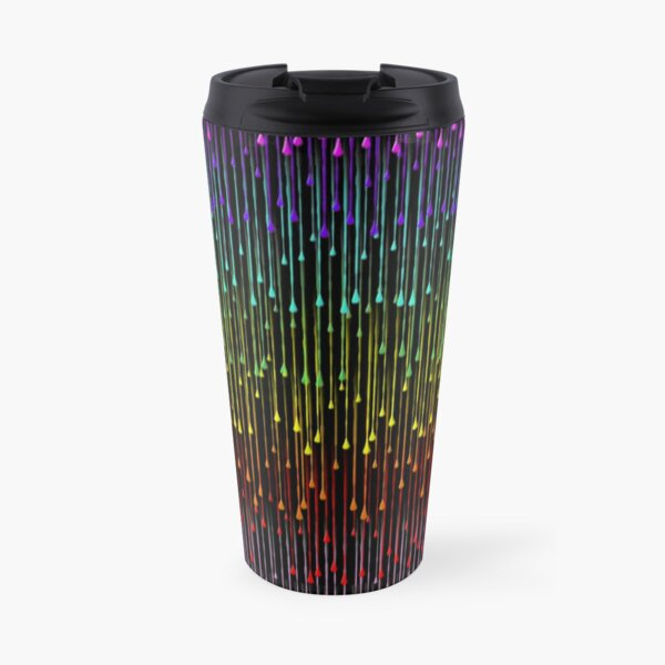 Melting Gays but DARKER! Travel Mug