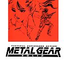 metal gear solid v3 by connybayers