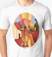 The pilgrimage to the sacred mountain T-Shirt