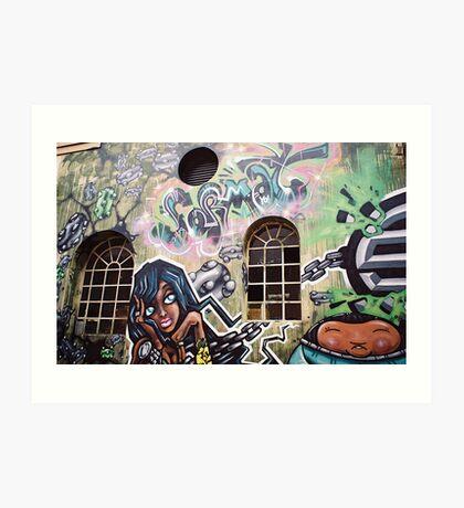 """Wall Art"" Art Print"