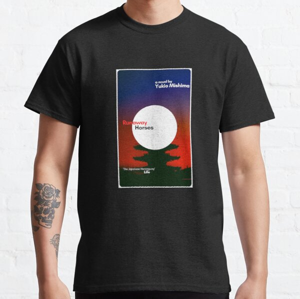 Runaway Horses - Book cover design Classic T-Shirt