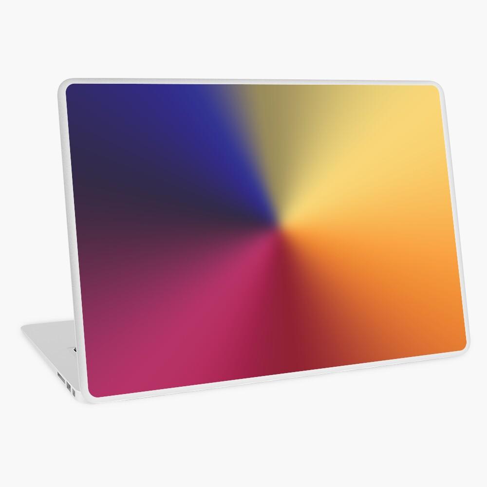 Angle Gradient Laptop Skin