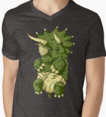 babysaurus Men's V-Neck T-Shirt